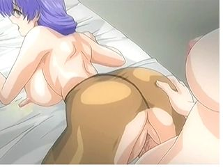 Hentai nurse with bigtits hot doggystyle fucked by shemale anime
