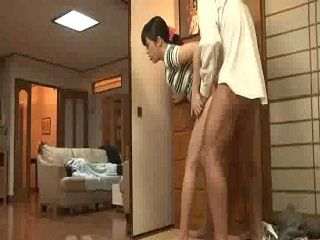 Japanese wife fuck husband