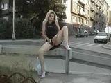 Teen Exposing Outdoor xLx