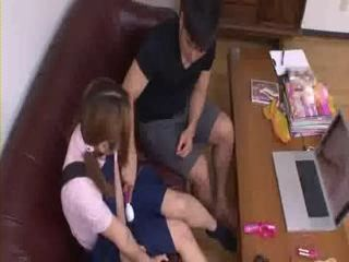 Japanese Teen Gets Fucked
