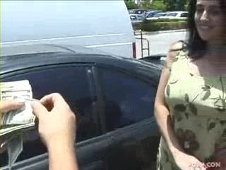 Slutty Wife Gets Paid For Sex