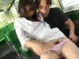 Teen Groped and GangFucked in Bus - Uncensored Japanese Porn