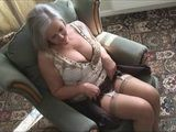Hot Lonely Granny Teasing