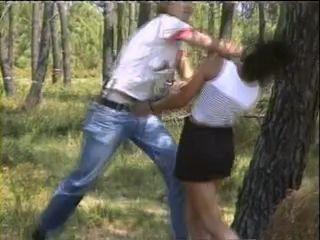 Knocked Out Biker Girl Dragged Deep Into the Woods and Fucked While Unconscious - Fuck Fantasy