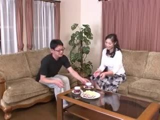 Anna Moriyama – Beautiful StepMother's Ass 2