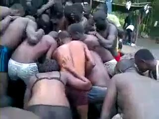 Congo Tribal Public Fuck Real African Amateurs