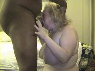 Amateur BBW Cuckold Wife Trained In Throat Fuck