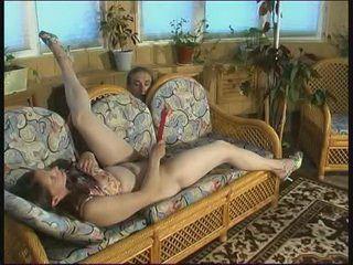 Boy Surprises His Stepmom While Masturbating