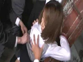 Abused On The Construction Yard - Sumire Matsu [PT-121]