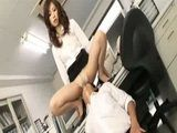 She Took Advantage Over Her Colleague - RINKA [RHJ-278]