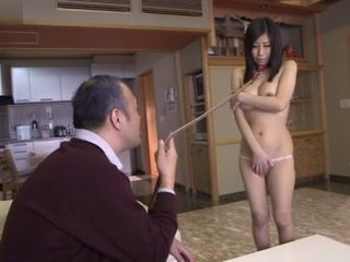 Father In Law Violates His Daughter In Law Chihiro Akino