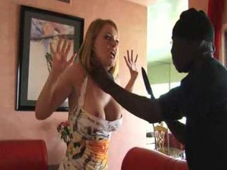 Terrified Milf Krissy Lynn Agree To Do Whatever Burglar Wants Just To Spare Her Life