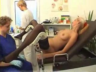 Fetish Gyno Exam Mature Susanne xLx