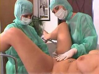 Fetish Gyno Exam Brigit xLx