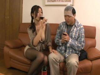 Hot Milf Aunt Reiko Kobayakawa Fooling Around With Her Husbands Teen Nephew