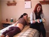 Mother and Daughter Rectal Temperature and Enema xLx