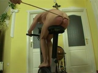 Spanking and Caned Girl xLx