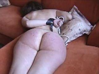 Cane her ass