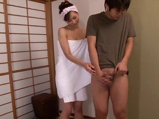 Slutty Sister Miku Aoki Drags Her Brother Into