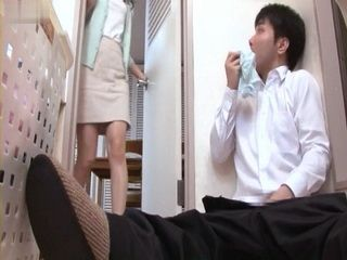 Sister Inagawa Natsume Entered Bathroom In a Very Bad Moment