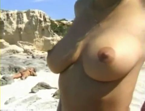 Busty Girl Anal And Pussy Fucked At the Nudist Beach