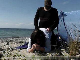 Beach Sex With Hot Slutwife