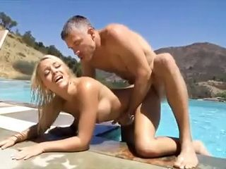 Alexis Monroe Having Underwater Sex