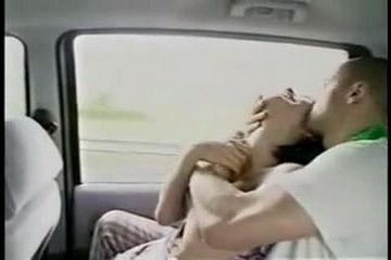 Horny Couple Make This Journey More Exciting