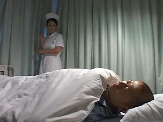 Horny Japanese Nurse Has Violated The Rule Sisters Patient Relationship