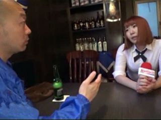 Interview For Newspaper turned Into Much More When Kinky Journalist Start Groping Her Boobs