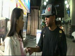 BBC Tourist Seduce Japanese Milf Into Fuck During Visit To Japan