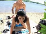 Sex With My Girlfriend At The Lake