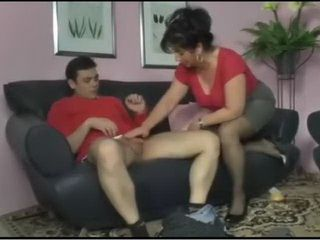Aunt Gets Fucked Like Never Before