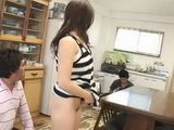 Asian Slutty Girl In Threesome With Her Cousins - Hinayo Motoki