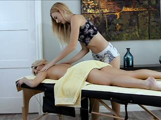 Massage Goes In The Wrong Way