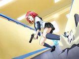 Sexy Hentai Schoolgirl Action