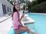 Watching Her While Eating Ice Cream By The Pool Make Her First Neighbor So Damn Horny