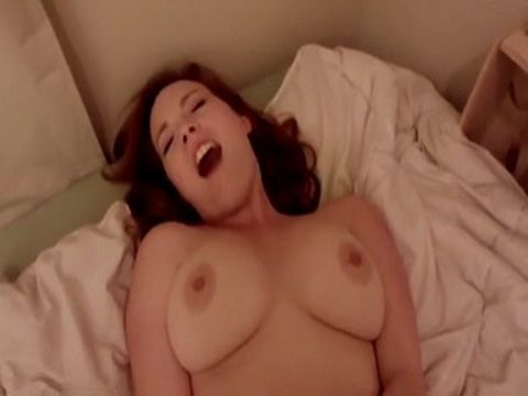 Busty Redhead Screaming While Being Hard Fucked Doggy Style
