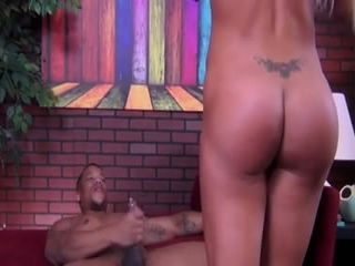 Hot Ass Blonde Is Ready To Please BBC