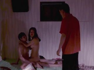 Hubby Caught Wife Having Affair With Neighbor But She Make Him Cuckold