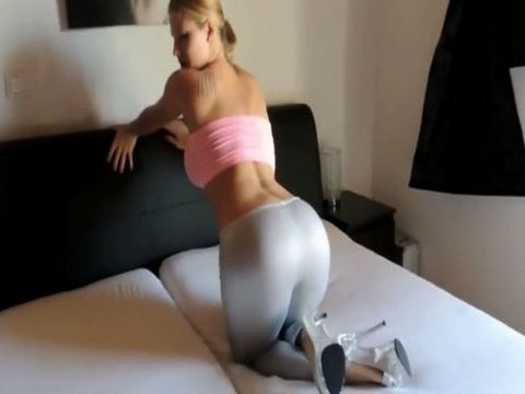 Blondes Perfect Ass Gets Anal Destroyed And Filled With Lot Of Cum By Her Boyfriend