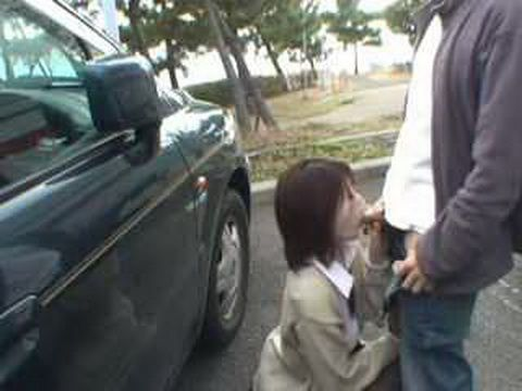 Asian Cute Girl Escaped From School With Her New Bf
