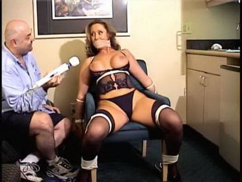 Busty Milf Bondaged And Tortured In That State