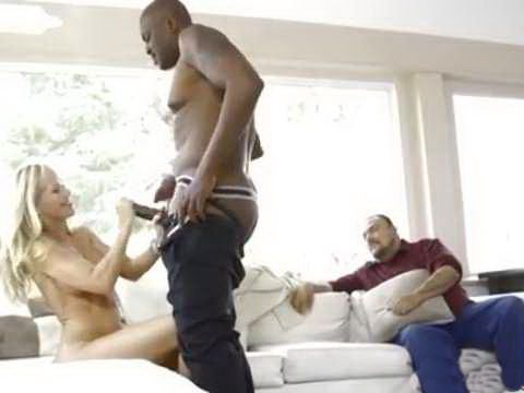 Cuckold Husband Order One Black Surprise For His Lusty Wife