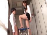 Naughty Teacher Yui Hatano Fuck In The School