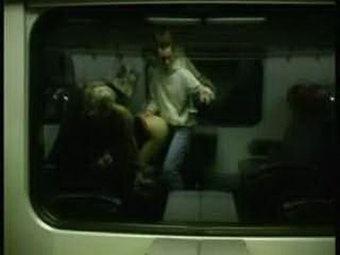 German Train Serves As A Perfect Place For Doing Naughty Things