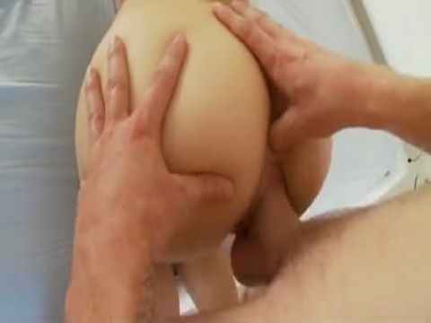 Fingering Hot Latinas Asshole While Fucking Her Juicy Pussy