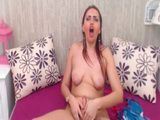Seductive Shemale Enjoys Playing Her Cock
