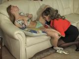 Stepmom Seduced by Stepdaughter xLx