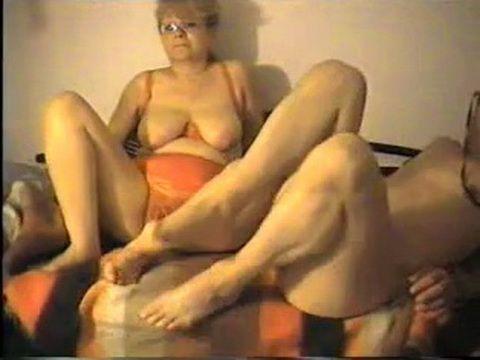 Mature Slut Making Hot Homemade Sextape With Hubby
